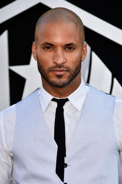 Ricky Whittle - probably one of the prettiest guys I've ever IMDB stalked.