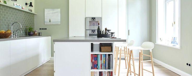 kucheneinrichtung kleine kuche