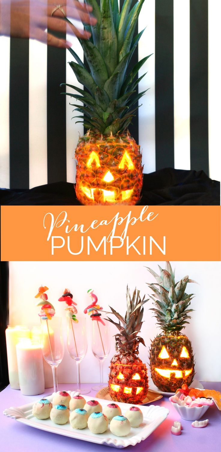Best 25+ Pineapple carving halloween ideas on Pinterest | Luau ...