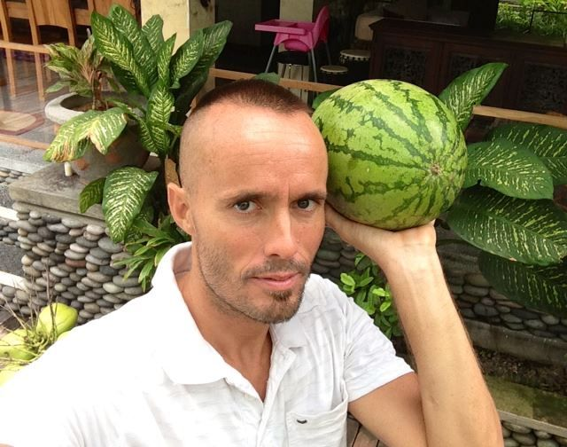 Your brain is 93% Water, A Watermelon is 93% Water Coincidence? I think Not!    The fluid inside a Watermelon can hydrate the brain faster than any other fruit and if you eat the seeds (which I do) They contain the Fats that build brain tissue and Function.    Www.dontolmaninternational.com
