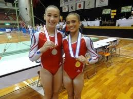 Amelia Hundley and Lexie Priessman