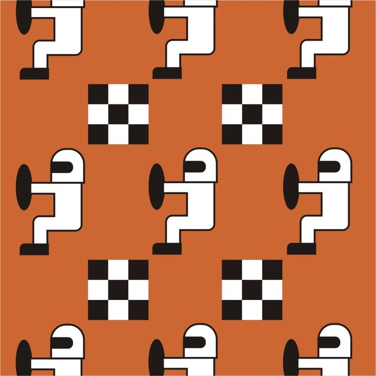 """Meet for Speed"".  New, masculine surface pattern design for wallpapers, textiles, wraping papers & other items.  Designed in 2016 by Grab at Dot, colours from 70's...  #auto #automotive #car #driver #flag #formula #formula1 #pattern #racing #speed #checker  Look at: https://www.behance.net/grabatdot"