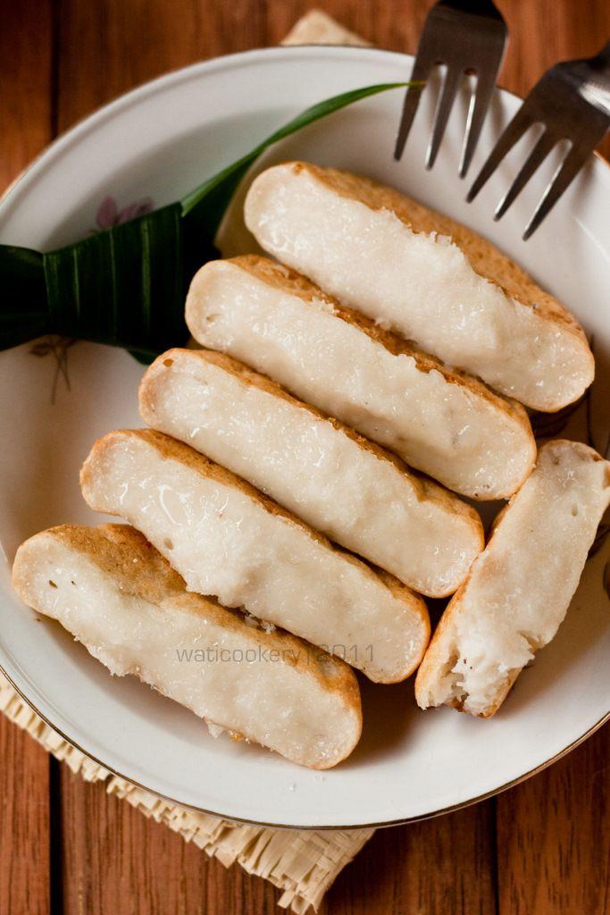 Irene's Getting Fat!: Indonesian Culinary Gems: Kue Pancong