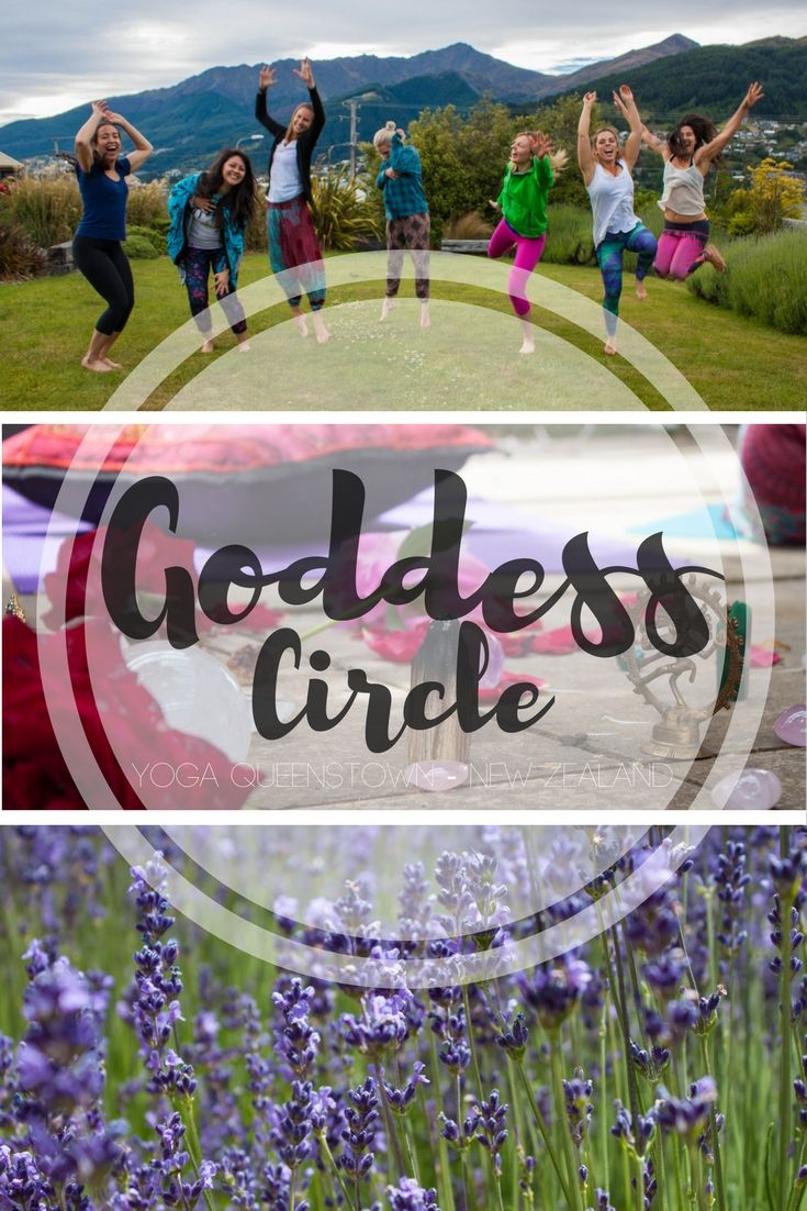 Goddess Circle with Claudia Martinez – Yoga Queenstown via @beaniesandbikin