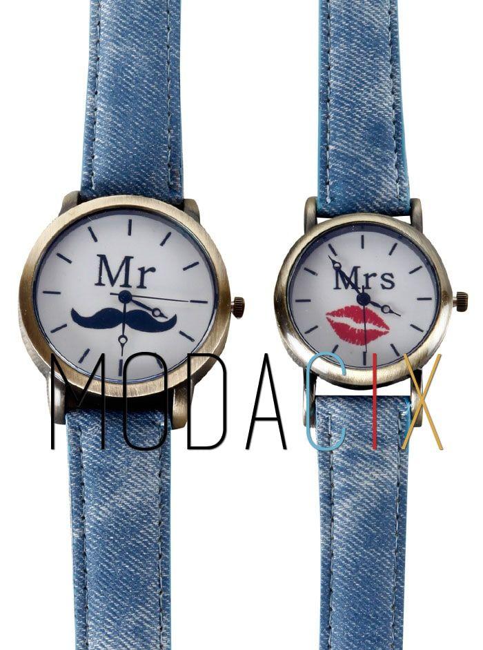 Mr and Mrs Çift Saatleri MC10280914267