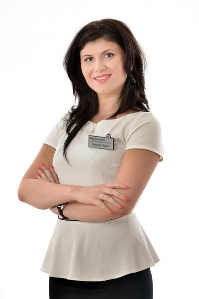 Mihaela Tibrian