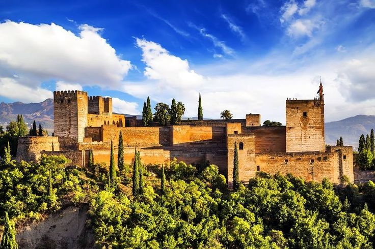 alhambra Granada - Spain
