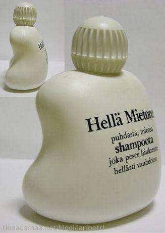 Hellä Mietonen shampoo
