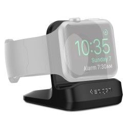 Apple Watch Stand, Spigen® [Charging Dock] Apple Watch Stand [S350] Premium TPU Compatible with  ...