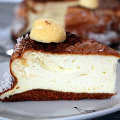 Protein-Cheesecake