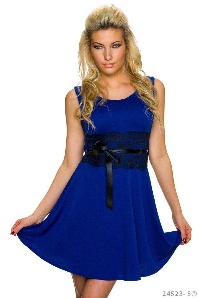 Rochie de Ocazie Suzanna Royal Blue + Ochelari Cadou Cod: R170 la 99 Lei  http://www.superredus.ro/cumpara/rochie-de-ocazie-suzanna-royal-blue-ochelari-cadou-cod-r170-640
