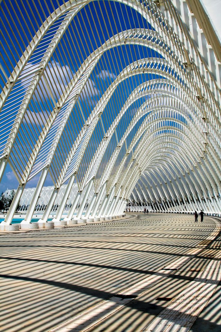 Calatrava Olympic Stadium, Athens