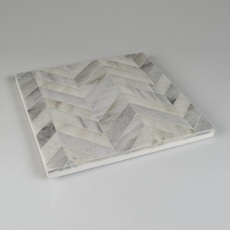 Ann Sacks Mosaic Bathroom Tile: Beau Monde Mosaics