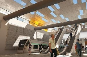 Perth Airport rail link tender imminent