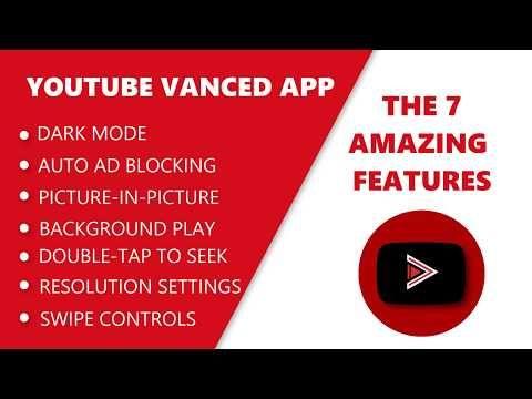 YouTube Vanced APK_2K19 (Non Root) No Ads+Custom Themes