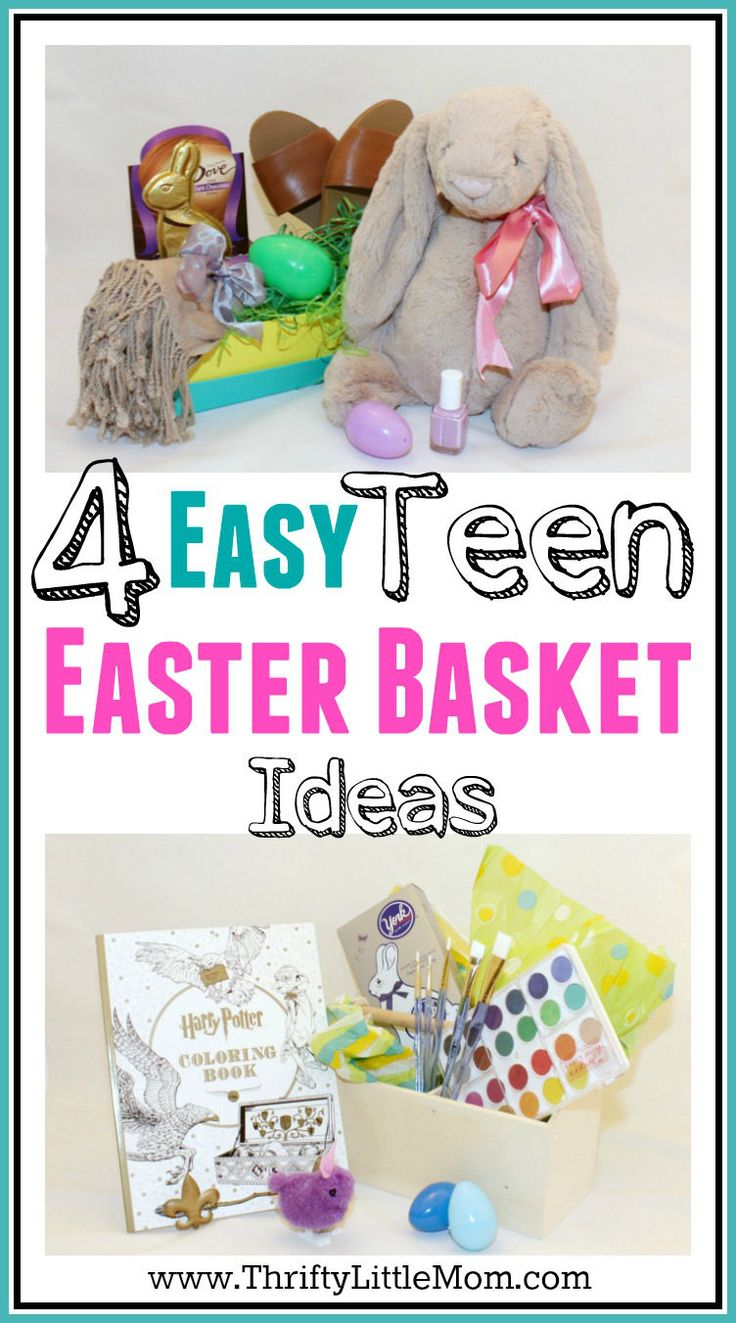 The 25 best teenager easter baskets ideas on pinterest teen 4 awesome teen easter basket ideas negle Choice Image