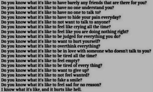 tired of everything | depression quotes | Tumblr