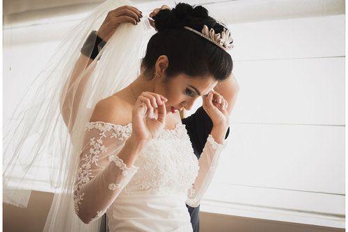Alicia! Novias - Brides - Wedding photographers- Fotografos de bodas  © Aica Films.