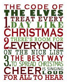 code of elves!