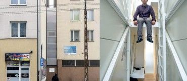 Keret House – World's Narrowest Home Located in Warsaw (VIDEO)