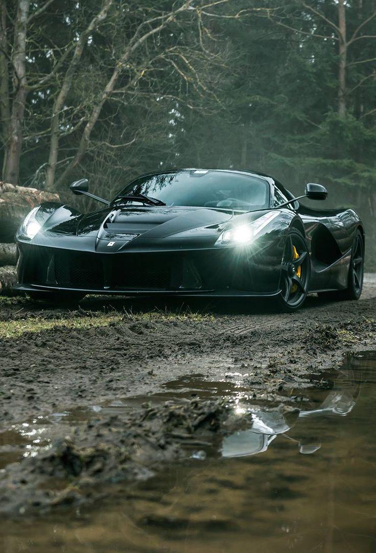 Ferrari Laferrari in the mud ...repinned für Gewinner!  - jetzt gratis Erfolgsratgeber sichern www.ratsucher.de