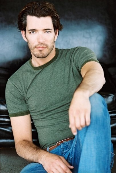 Jonathan Scott from Property Brothers He is a slightly nerdy Canadian hottie who can renovate my house