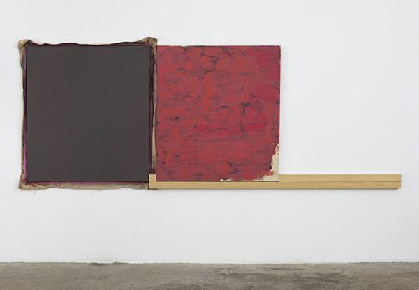 Joshua Neustein . shear stress, 1978