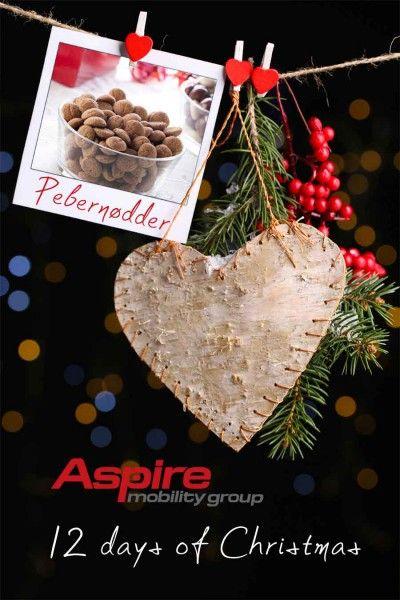 Pebernødder - Aspire Mobility Group