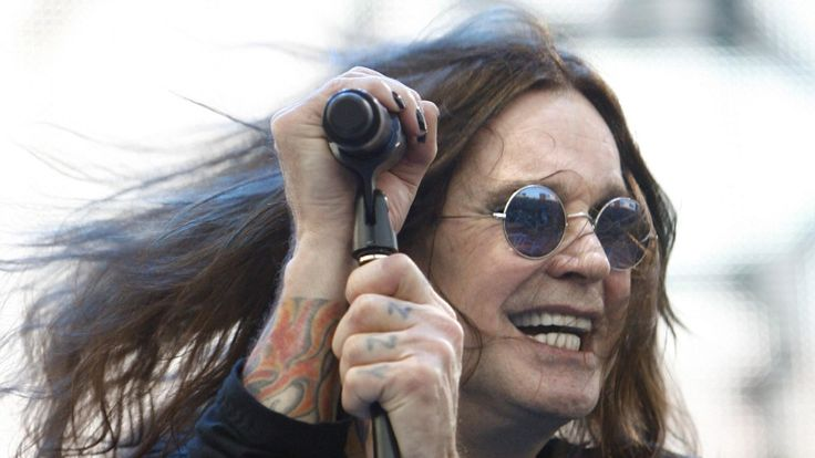 Ozzy Osbourne Dead At 67 - Black Sabbath Front Man Dies At 67