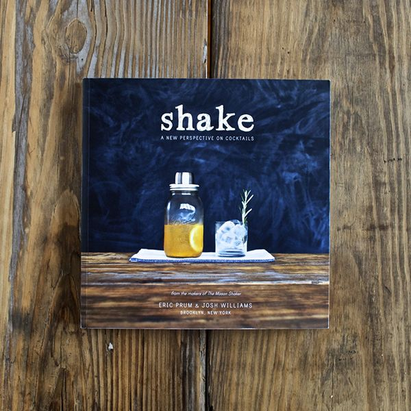 Shake Cocktail Recipe Book