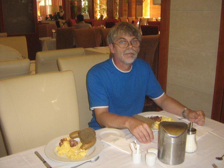 Ambrus at Hotel Azúr, Siófok (Lake Balaton)