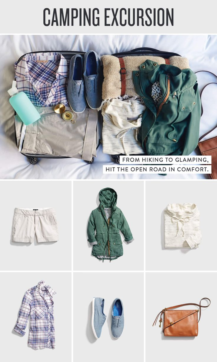 Spring Break Packing Guide I need a raincoat/stylish coat that can do double duty for cool evenings and hiking/active activities