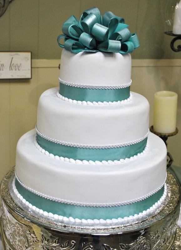 75 best Wedding cakes images on Pinterest Tiffany blue weddings