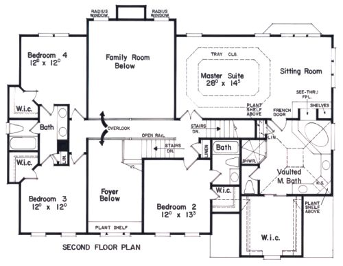 Pics Of Home Plans and House Plans by Frank Betz Associates Bathroom Floor