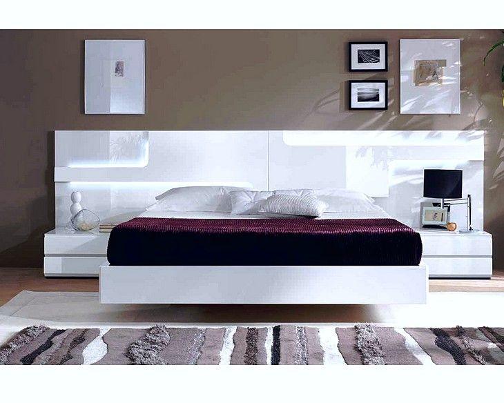Black And White Modern Bedroom Set
