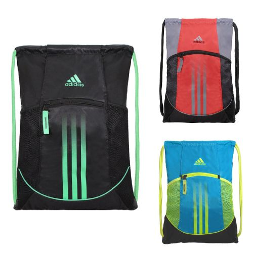 Gifts for boyfriend who plays football - adidas Alliance Sackpack |