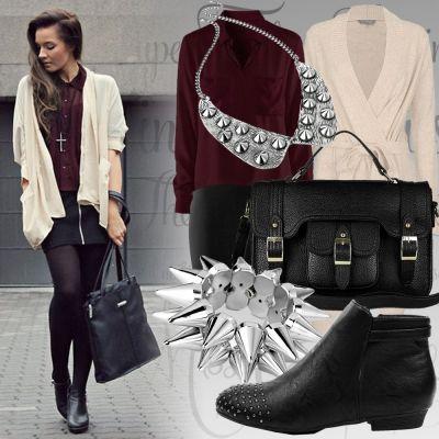 odobają Wam się jakieś buty, ale nie wiecie do czego je założyć? A może macie już swoją ulubioną parę i chcecie ją nosić codziennie, ale na wiele sposobów? Dlatego proponujemy Wam troszkę podpowiedzi, jak i z czym nosić jesienne sztyblety, żeby być super modną! LINK DO BUTÓW: http://mbuty.pl/dla_niej/botki_mh13778_westernowe_czarne.html #outfit #inspiracje #boots #shoes #buty #mButy