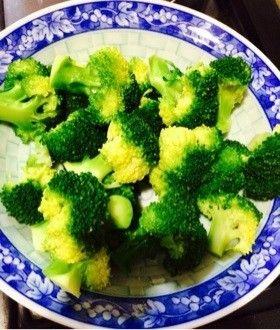 美味しくて簡単なブロッコリーの茹で方