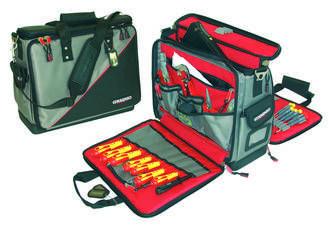 C.K. Magma Techniker Werkzeugtasche unbestückt MA2632 (L x B x H) 460 x 460 x 420 mm