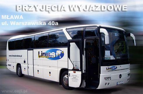 Przyjęcia wyjazdowe prof Enji w Mławie na rok 2016