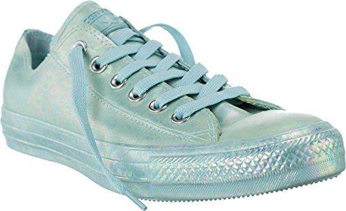 Converse Chuck Taylor All Star Women's Rubber Low Top Sneaker (6)