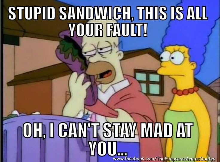 12 Funny Memes U0026 Quotes Of The Simpsons