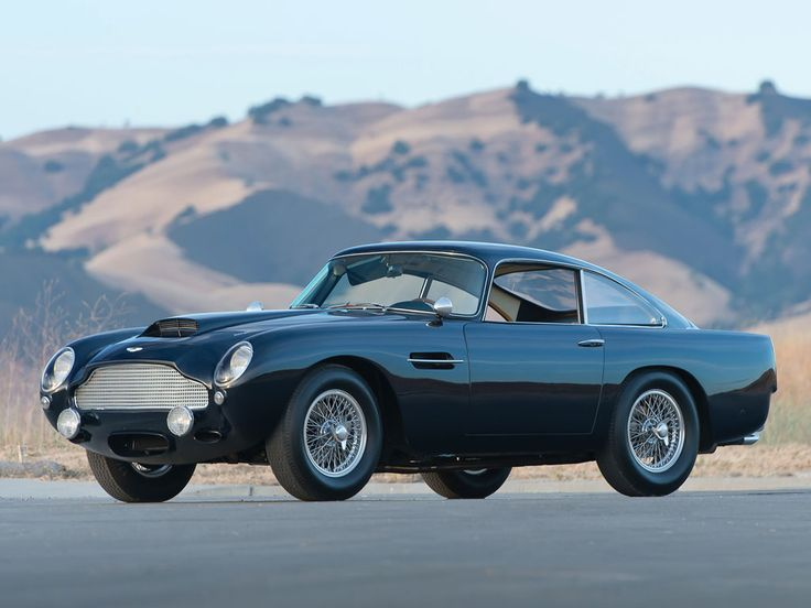 1960  Aston Martin DB4GT | Monterey 2014 | RM AUCTIONS - sold for $2,090,000