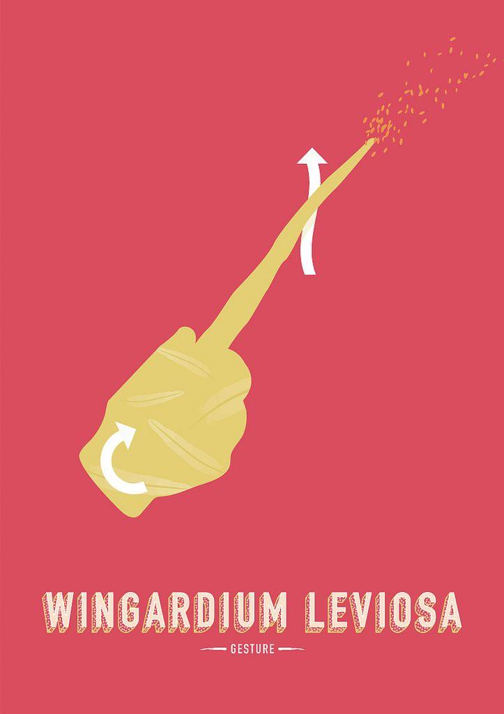 design + Harry Potter :)