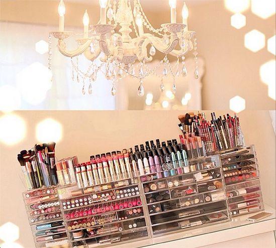 187 best Makeup Organizers images on Pinterest Make up storage