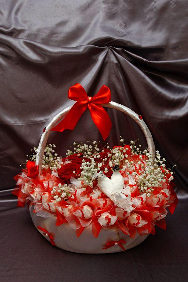 Цветов, тематические букеты из живых цветов и конфет