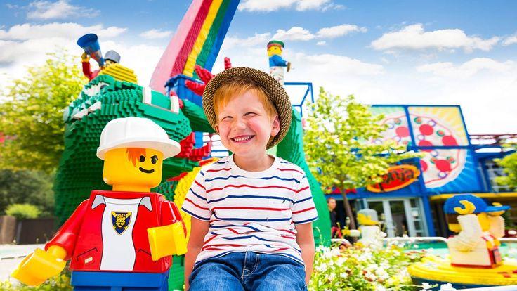 LEGOLAND® Deutschland - Parco divertimenti & Vacanza per famiglie