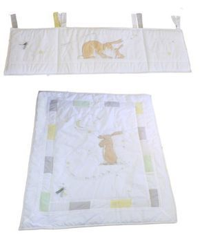 Guess How Much I Love You Cot Bed Quilt and Cot Bumper Set, http://www.amazon.co.uk/dp/B00CYJVBUI/ref=cm_sw_r_pi_awdl_j6bTub0EKN1YQ