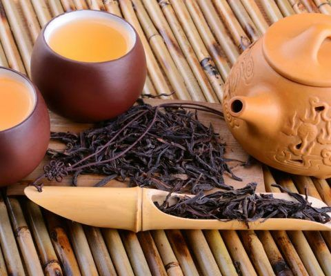 Oolong tea is said to sharpen thinking skills, prevent cancer, osteoporosis, heart disease, obesity, high cholesterol and boost the immune system.