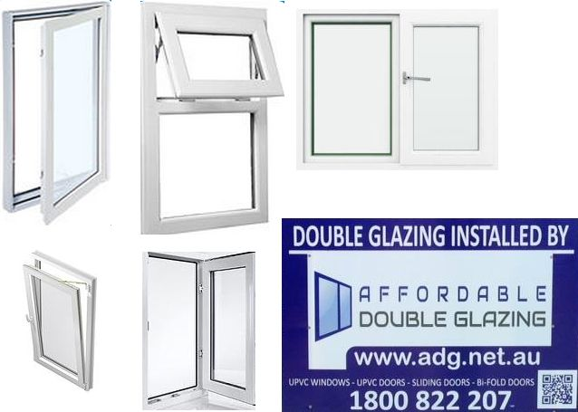 Casement and awning windows both open outwards whilst the tilt and turn windows open inwards on both operations.